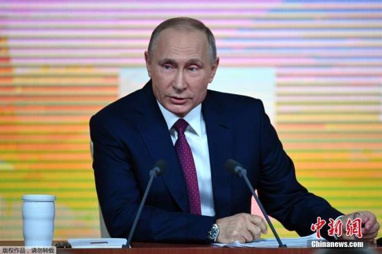 普京:袭击俄驻叙军事基地事件是精心策划的