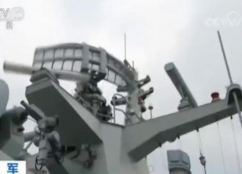 海军多型舰艇连续72小时实战对抗演练