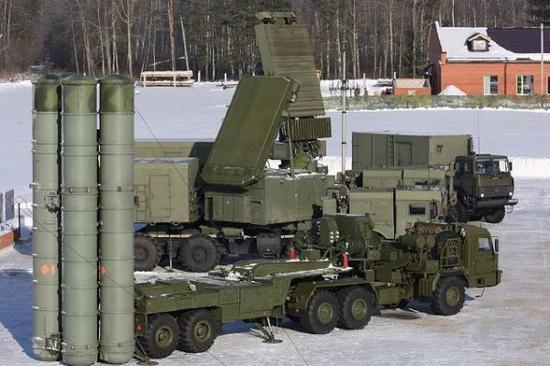 俄媒称已开始向中国交付首批S400导弹系统