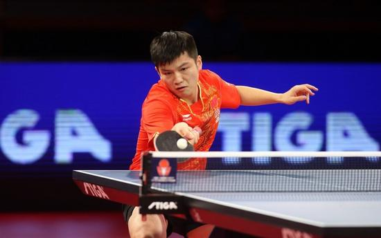 匈牙利赛樊振东4-0赢内战双线晋级 国乒正赛全胜
