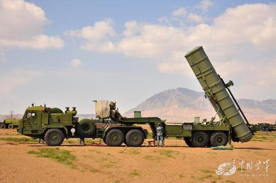 有消息称,解放军2016年起已经获得48N6E3导弹,这种导弹具有较强的反导性能