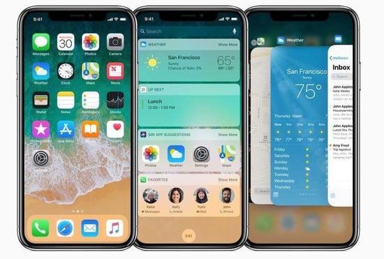iPhone X销量不佳将停产?苹果另有打算