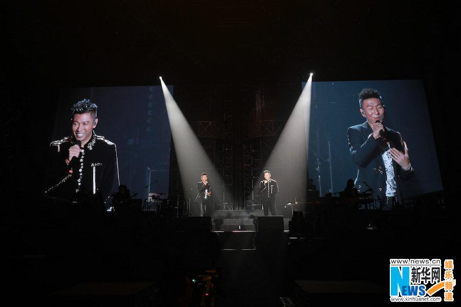 羽泉20周年巡演苏州启航 三十首经典呈现