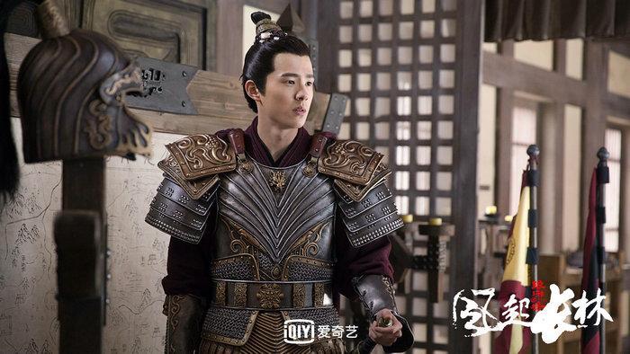 """刘昊然""""学会拍哭戏"""" 自曝被《琅琊榜2》影响10年"""