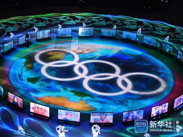 刚刚,平昌冬奥会闭幕,北京8分钟惊艳了全世界!