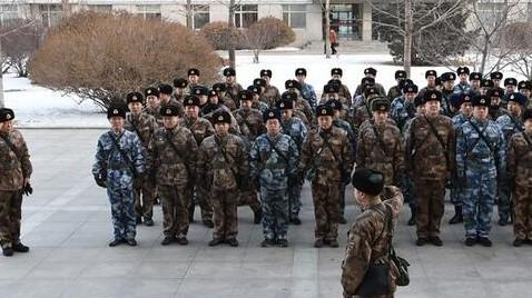 沈阳联勤保障中心与驻地银行联合展开应急保障演练