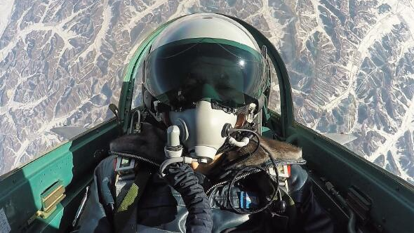 自由空战首次进入空军飞行院校教学