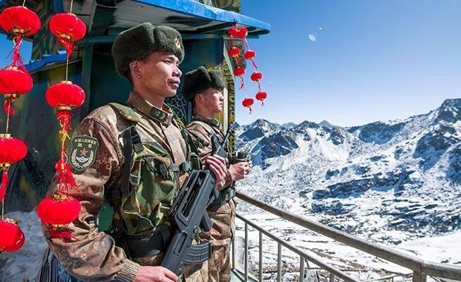"""海拔4657米""""生命禁区""""过冬 官兵却说很温暖"""