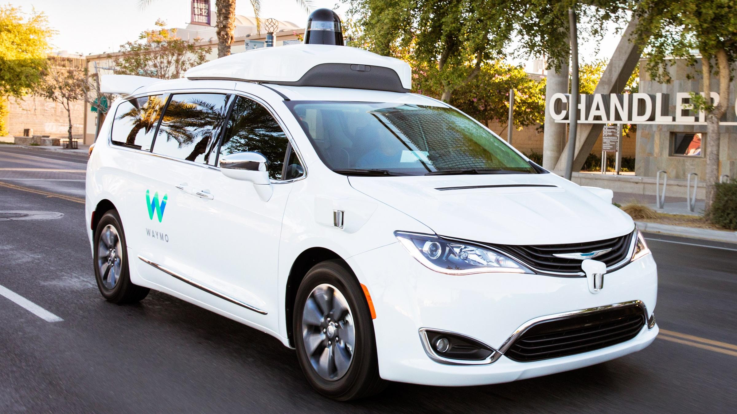 谷歌邮件曝光:无人车项目提防百度、滴滴、Uber