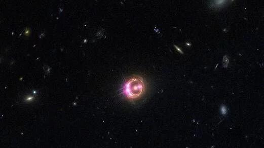 人类首次发现银河系外行星:距离地球38亿光年