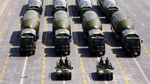 港媒关注解放军反导拦截试验:或为回击美核报告
