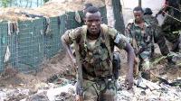 """索马里政府军与""""青年党""""武装交火致2人死亡"""