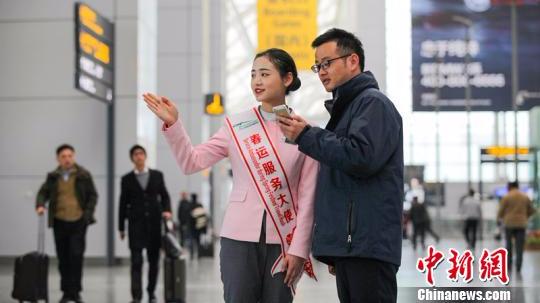 广州白云机场节前客流高峰强势不减 单日破21万人次