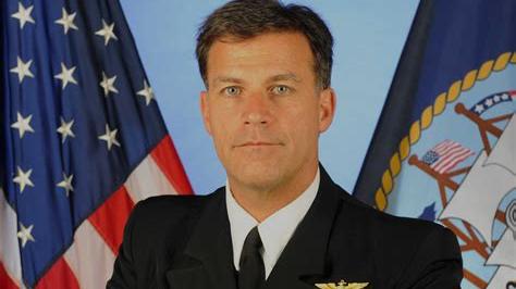 特朗普提名太平洋舰队新司令 曾任第五舰队司令