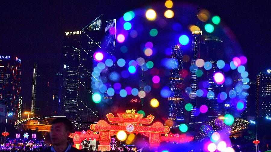 传统中融入创新 广州迎春花市今年更有范