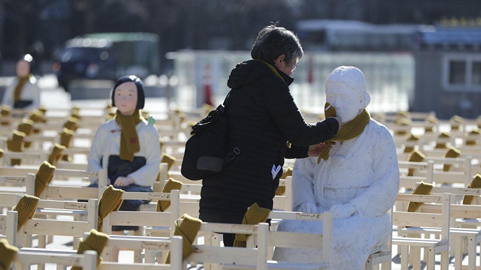 韩法院首次承认曾鼓励女子卖淫满足美军