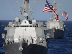 扩军改革 临阵换将 看美海军如何与中俄战略竞争