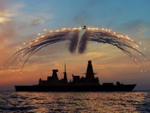 英军欲靠军力重塑影响力:返东亚 怼俄军