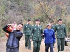 军委办公厅春节前看望慰问定点帮扶村贫困群众