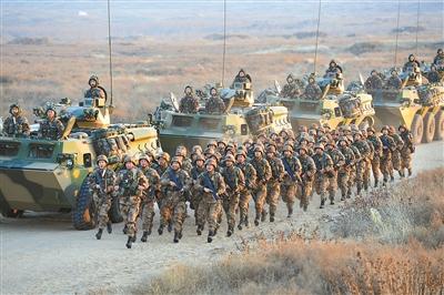 """83军""""大功三连""""官兵砥砺前行,备战打仗勇当排头"""