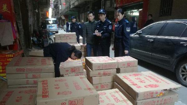 广州这些地方禁放烟花,已拘留30余人