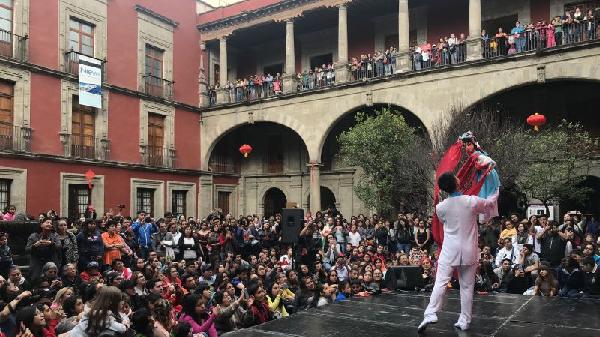 世界舞台频现广州身影,新春跨越三大洲助力中国节