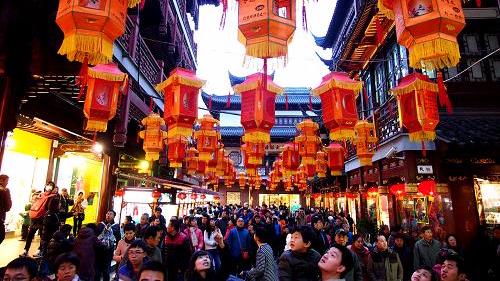 """大数据看出行:春节哪个城市最""""活跃""""?哪些景点人最多?"""