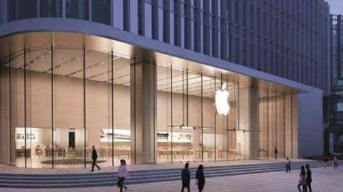 """遭遇""""降速门""""后 苹果公司又陷入""""玻璃门"""""""