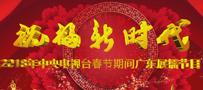 祝福新时代——2018年中央电视台春节期间广东展播