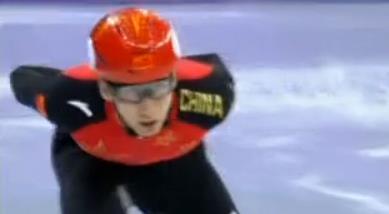 平昌冬奥会:短道速滑男子500米武大靖破奥运纪录晋级