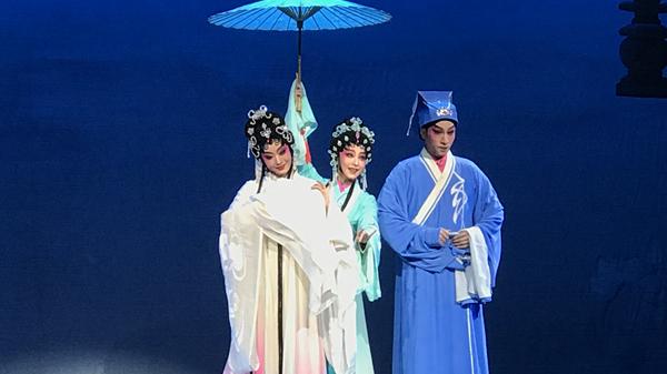 梅花奖得主曾小敏回乡献艺 《白蛇传.情》在三水上演