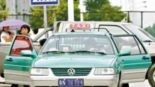 广州出租车2022年拟全面新能源化