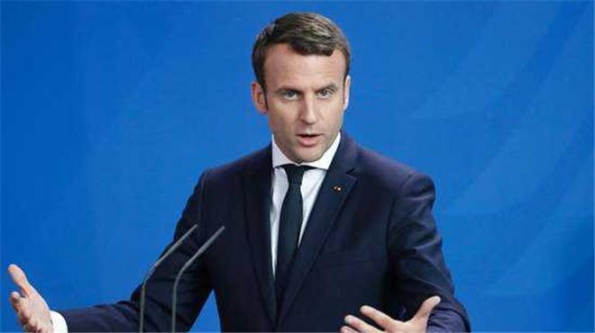 """法国总统马克龙要给中国人大量买田""""上锁""""?"""