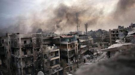 """停火协议成一纸空文 叙利亚再现""""毒气攻击""""疑云"""