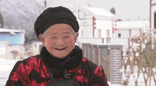 幸福观察:移民新村的张奶奶和猫