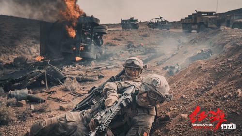 《红海行动》中,军人2死6伤救1名人质值得吗?