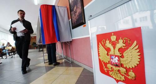 俄中选委:总统大选选票上不会出现超过8名候选人