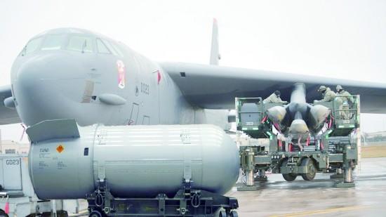 专家断言核军备竞赛已启动 中国不会卷入