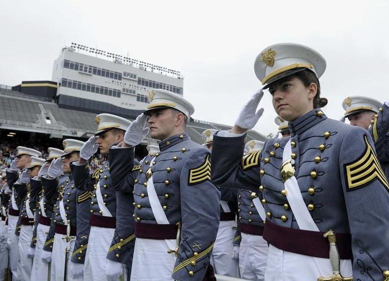 美媒:西点军校性侵比例居高不下 连续四年增长