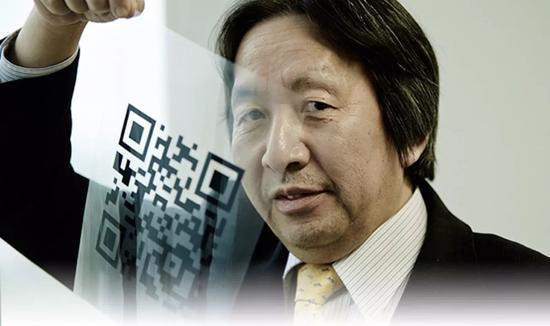 本人发明了二维码,可是赚大钱的却是中国人