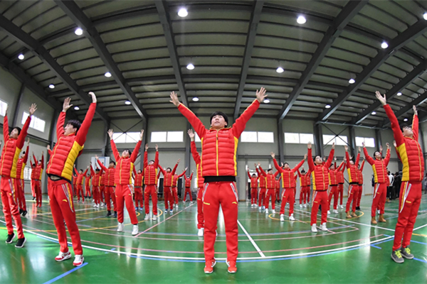 """""""北京8分钟"""":用高科技手段展现中国新符号"""