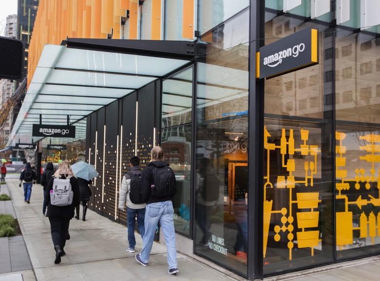 无人便利店将在美国普及?亚马逊今年再开6家新店
