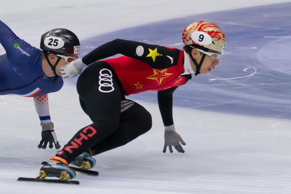 冬奥会|韩天宇:想拿金牌 范可新:不在乎分组