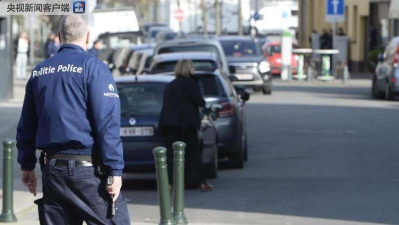 比利时布鲁塞尔一栋建筑内出现枪手 警方正围捕