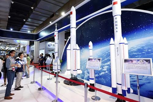 """俄媒关注长征九号火箭:将成中国航天新""""珍珠"""""""