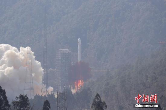 43天7次发射!中国长征火箭开启
