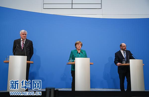 德国组阁终于谈妥 欧盟欢呼:移民问题或能解决