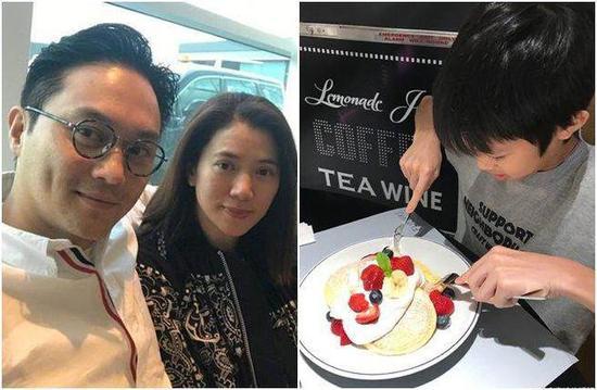 袁咏仪控制欲强令儿子遭罪 11岁魔童:想换掉妈妈