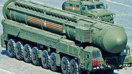 俄媒称本国超级武器将抵消美反导系统