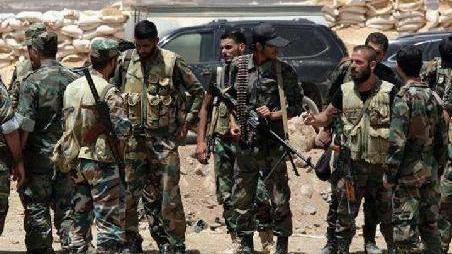 叙军分割包围东古塔反对派武装